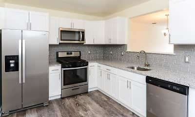 Kitchen, The Mews at Annandale Townhomes, 0