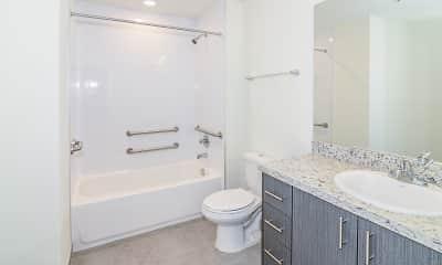 Bathroom, The Cove, 2
