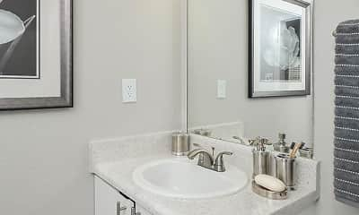 Bathroom, Gardenwood, 2