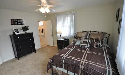 Bedroom, Tri-Command, 2
