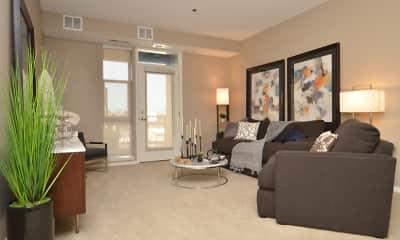 Living Room, District 600, 1