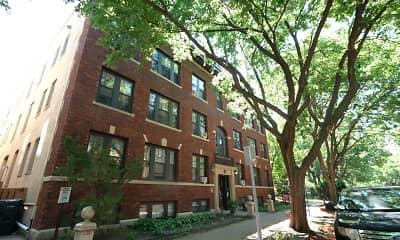 Building, Dayton Villas Apartments, 0