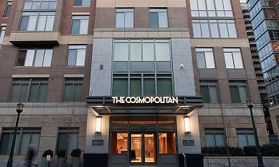 Building, The Cosmopolitan at Reston Town Center, 0