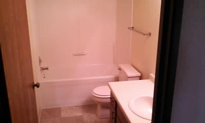 Bathroom, Cedar Creek Apartments, 2