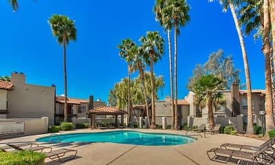 Pool, Mountain View Casitas, 1