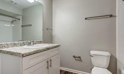 Bathroom, Nova Ridge, 2