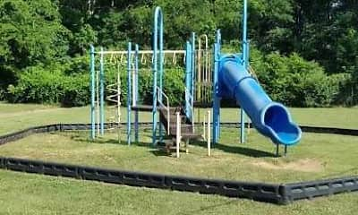 Playground, Ward Plaza Apartments, 2