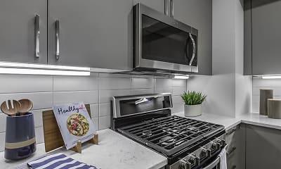 Kitchen, Camden Washingtonian, 1