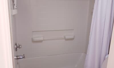 Bathroom, Crystal Creek, 2