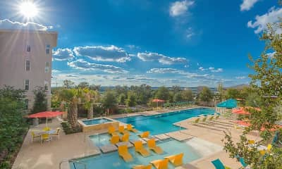 Pool, Ventura Ridge, 1