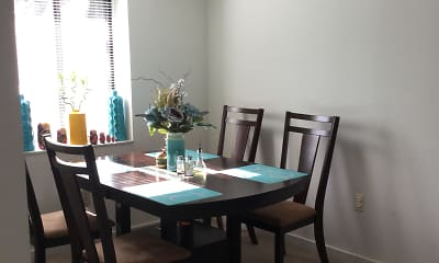 Dining Room, Greenhill, 2