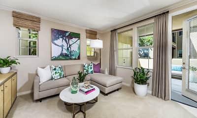 Living Room, Orchard Hills, 1