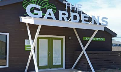 Community Signage, The Gardens, 2