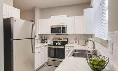 Kitchen, Sundance Creek, 1