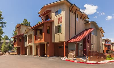 Building, Mountain Trail Apartments, 1