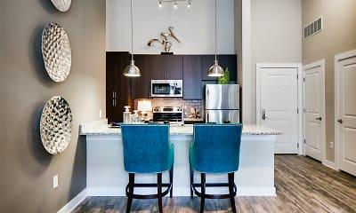 Kitchen, Azure Oxford Square, 1