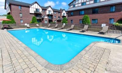 Pool, Rivers Edge Apartments, 0