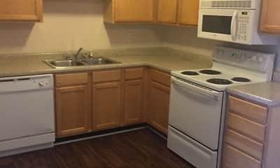 Kitchen, Grand Summit, 0