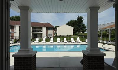 Pool, The Summit at Mill Creek, 1