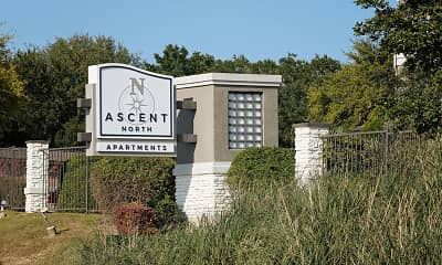 Community Signage, Ascent North, 2