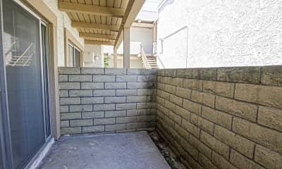 Patio / Deck, San Carlos, 2