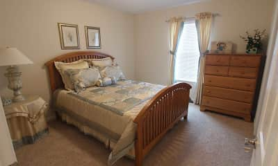 Bedroom, Fox Chase Luxury Apartments, 2