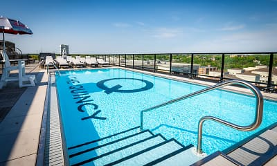 Pool, The Quincy, 1