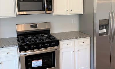 Kitchen, Poplin Glen, 1