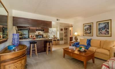Living Room, Melrose On The Bay, 1