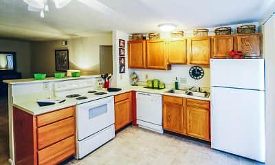 Kitchen, Black Forest, 0