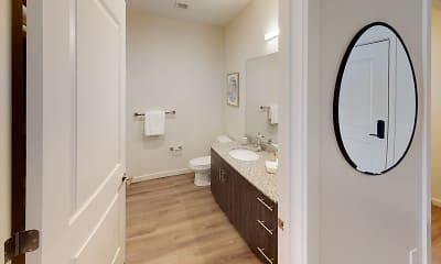 Bathroom, Redwood Campus Center, 2