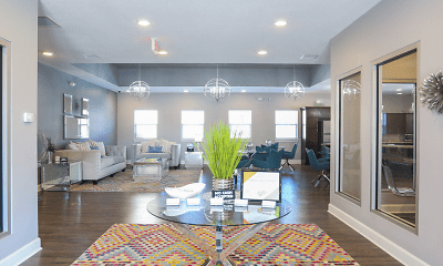Living Room, Summit Crossing, 1