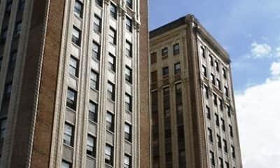 Building, Sheridan Plaza, 1
