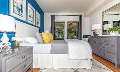 Bedroom, The Orsini, 2