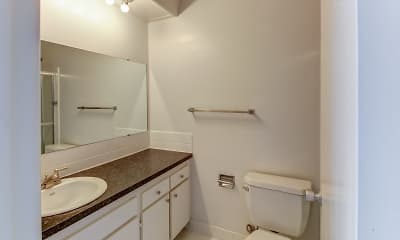 Bathroom, Pine Valley, 2