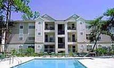 Pool, Golden Oaks Apartments, 0