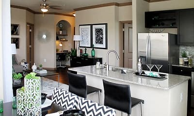 Kitchen, Stone Pointe Apartments, 0