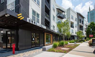 Building, Ellington Midtown, 0
