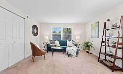 Living Room, Melvin Park, 0