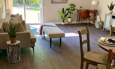 Dining Room, Keystone Apartments, 0