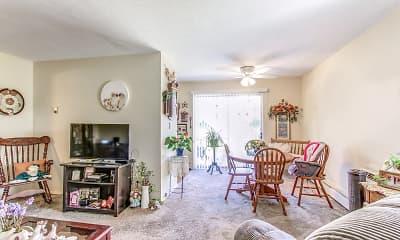 Living Room, Cody Park, 1