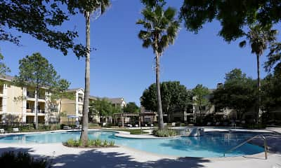 Pool, The Columns at Westchase, 1