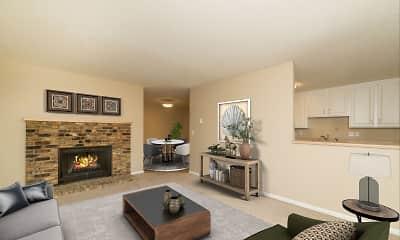 Living Room, South Meadows, 0