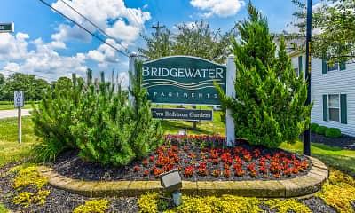 Community Signage, Bridgewater Apartments, 2