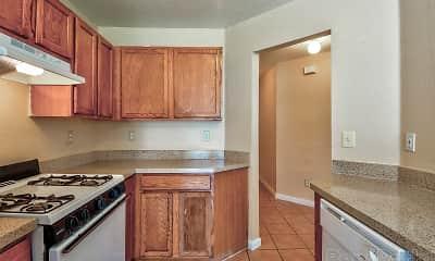 Kitchen, Lexington Arms, 0