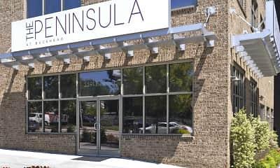 Leasing Office, Peninsula at Buckhead, 2