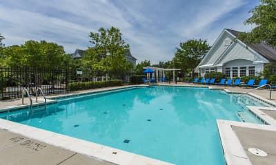 Pool, Jefferson Arbors at Broadlands, 1