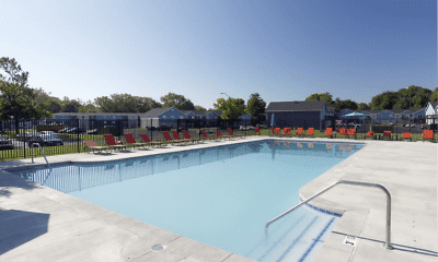 Pool, The Meridian South, 2