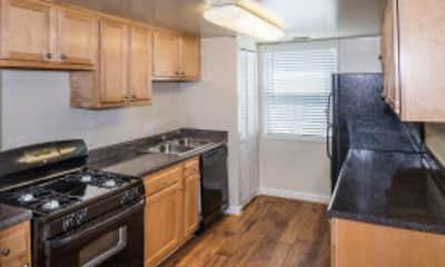 Kitchen, Eaton Square at Arlington Ridge, 0
