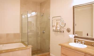 Bathroom, The Medici, 2